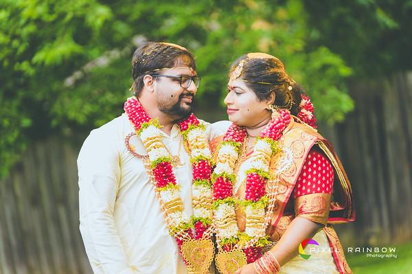 Shravya+Gautham Wedding