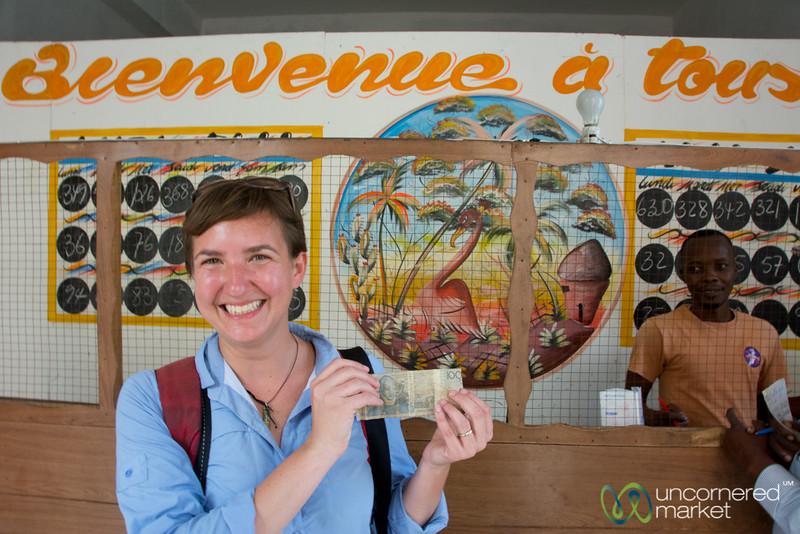 Audrey Wins the Haitian Lottery - Cap-Haïtien