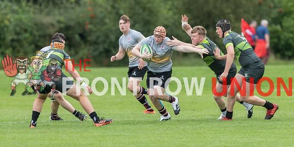 2021-08-18 Ulster Schools 10 IQ Rugby 22 Interprovincial