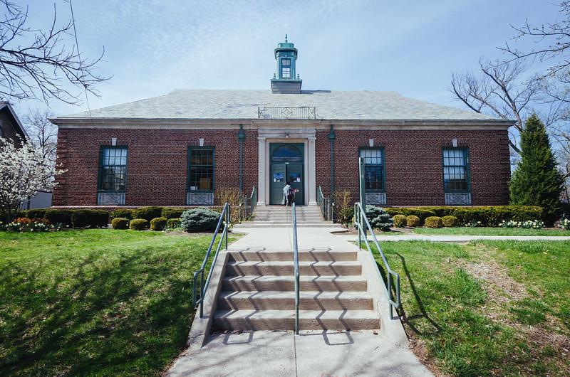 Pleasant Ridge Library, Cincinnati.