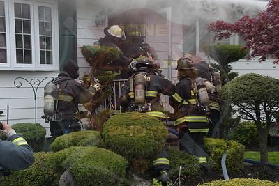 North Amityville Fire Co. Signal 13  Birch Rd. 4/28/19