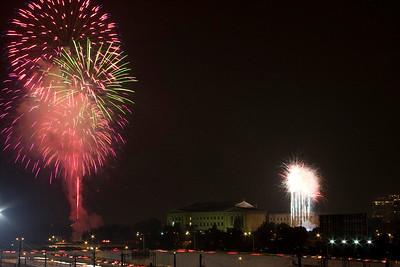 Fireworks 7-4-08