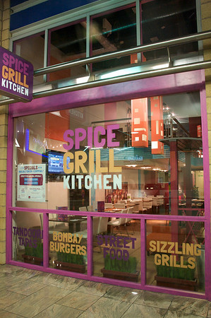 SPICE GRILL