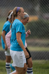 2013 PHS Girls Soccer vs Floyd Central