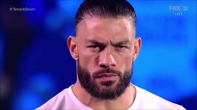 Roman Reigns - Screencaps/ Smackdown Sept. 17, 2021