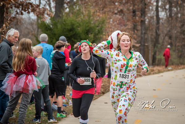Jingle Bell Jog & 5k