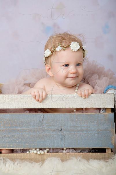 Olivia~9 months