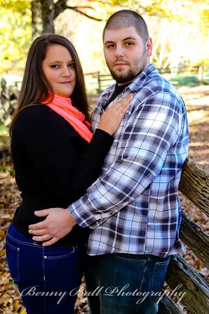 Keshia and Aaron