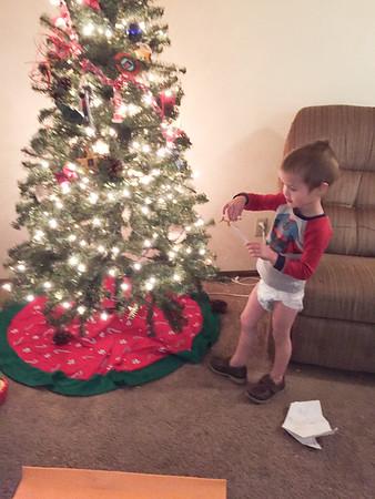 Dave & Kistan Sohm Family December 2015