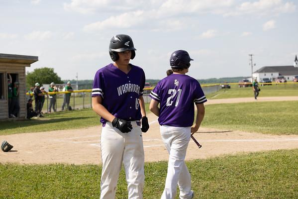 SA Boys VS Schenk Baseball 6:8:21