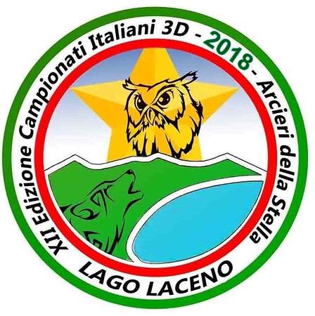 Campionati Italiani 3D - Lago Laceno 2018