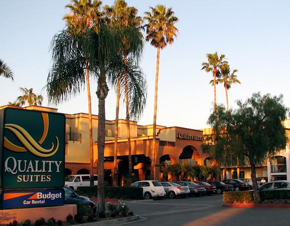 Santa Ana, CA - Hotel Terrace Drive