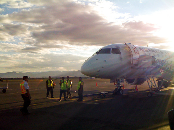 oaxaca airport