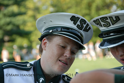 Spartan Marching Band 2011