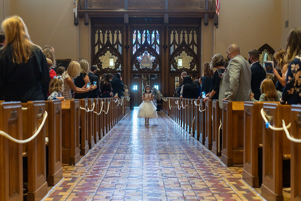 First Holy Communion 12:30 PM - 10/17