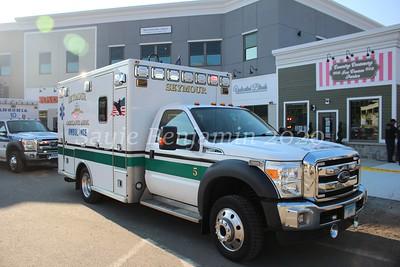 Apparatus Shoot - Seymour Ambulance Assoc.