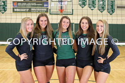 JV & VARSITY  VOLLEYBALL TEAM PICS
