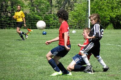 CSA Lightning v. Monroeville May 31, 2009