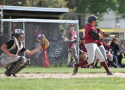 Dundee Baseball 5-9-13