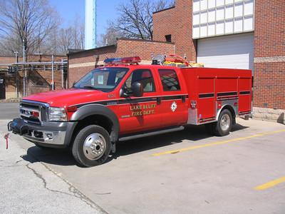 LAKE BLUFF FIRE DEPARTMENT