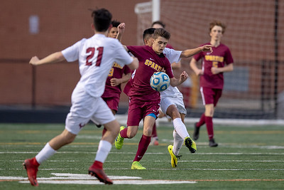 Soccer: Rock Ridge vs. Broad Run 4.22.2019 (By Jeff Scudder)