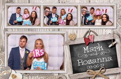 Mark & Rosanna's Wedding