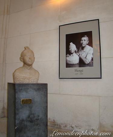 Le Musée de la Bande-Dessinée