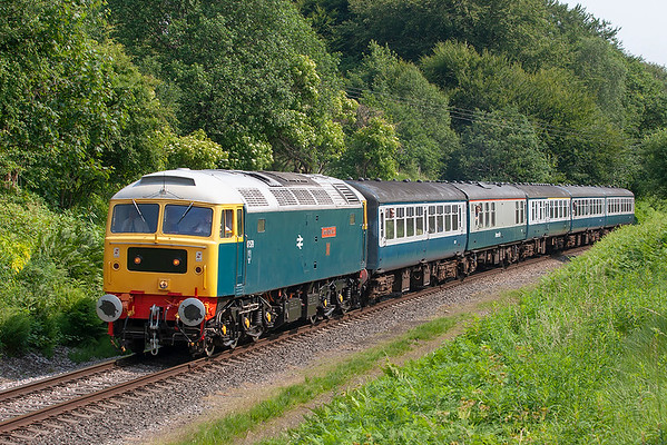 5th July 2013: East Lancashire Railway Diesel Gala
