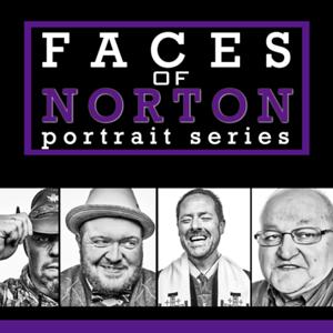 Faces of Norton portrait series