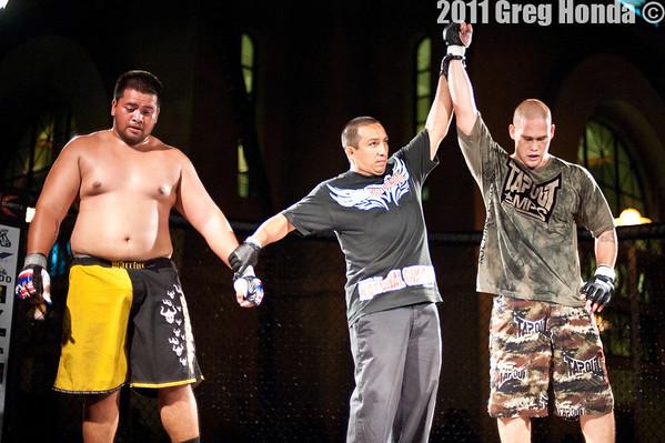 Doug Hiu vs Terrance Taanoa