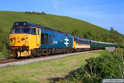 2018 - Swanage Railway