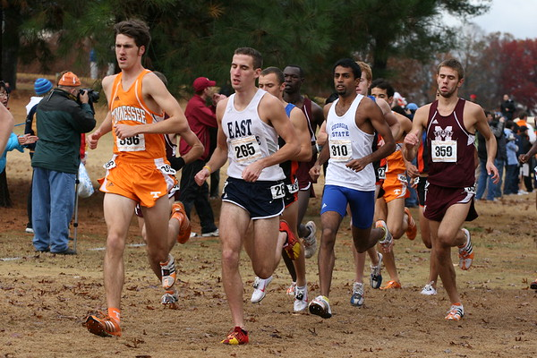 2008 NCAA Division I South Region Championships Cross Country - Men