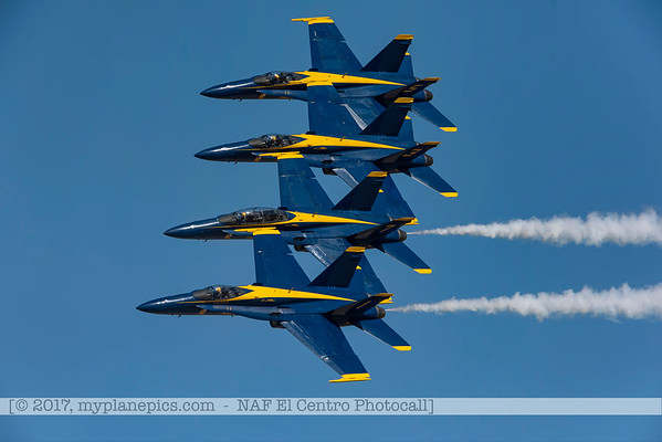 2017-El Centro-Blue Angels-Photocall