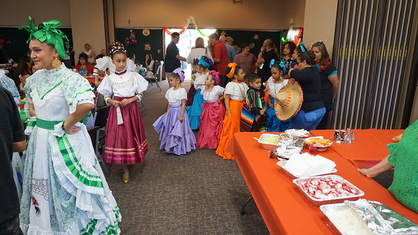 Cinco De Mayo Celebration 2019 with Guadalupanas