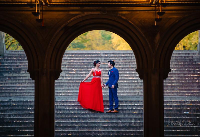 Ankit and Shilpa Pre Wedding Shoot