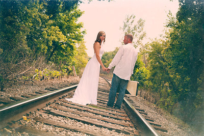 Erin  Trash the Dress