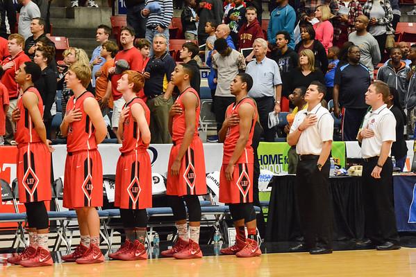 LHP Varsity State Championship Game v Jax Ribault 2-27-14