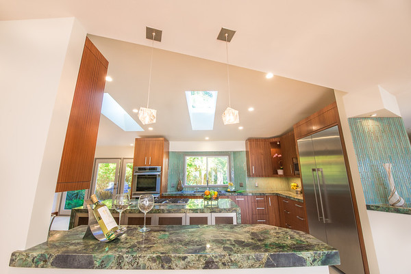 La Jolla Kitchen of the Year - San Diego Magazine Home & Garden Real Estate Photographer 92037
