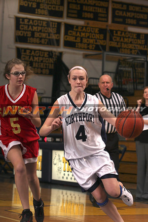 Sachem vs. Northport (JV9)
