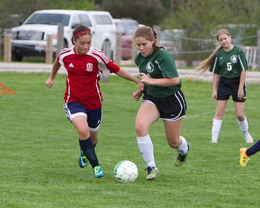 Girls MS Soccer