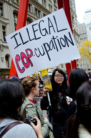 Bloomberg Attacks OWS - But We Return To Zuccotti