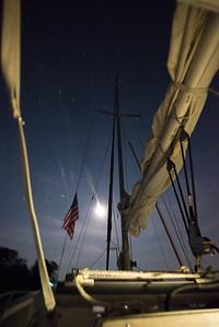 7-26 Sailing the Potomac