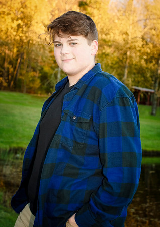 Aaron Senior Pics