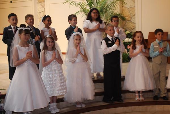 20160507 Sophia's First Communion