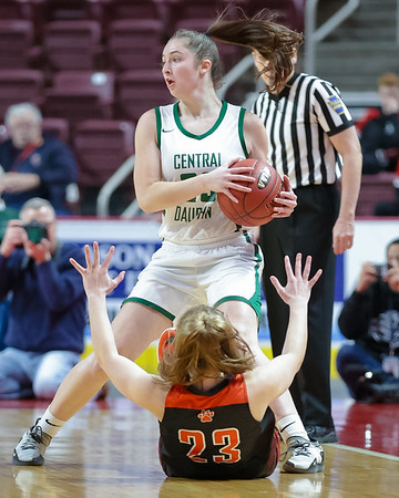 2020-02-29 | Girls District 3 Finals | Central Dauphin vs. Central York
