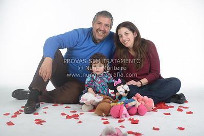Eva e família