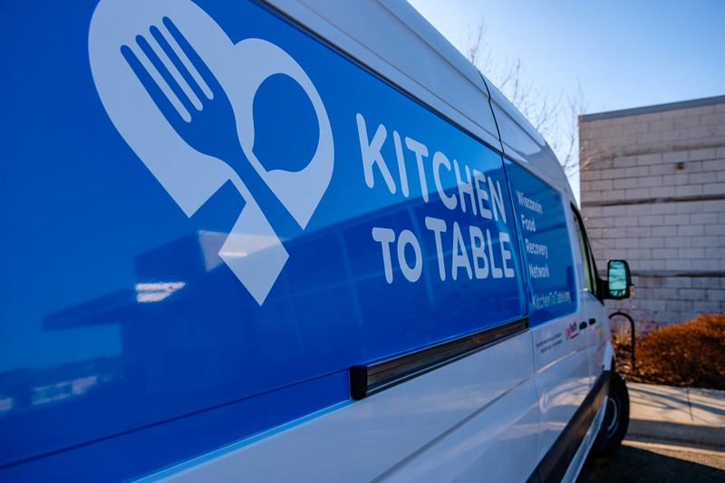 Badger Prairie Needs Network Grand Opening of Kitchen to Table distribution center