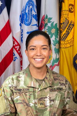 36251 ROTC Cadre Cadet  Portraits December 2019