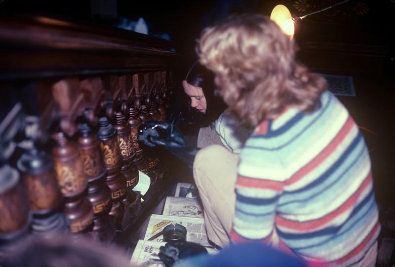 1983-01 Lockwood Mansion Volunteers-2.jpg