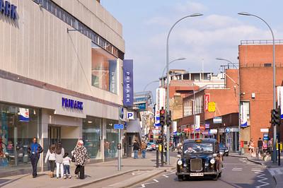 Kings Street, Hammersmith, W6, London, United Kingdom